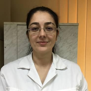 Ing. Chim. Irina Dumitrascu, MS, PhD