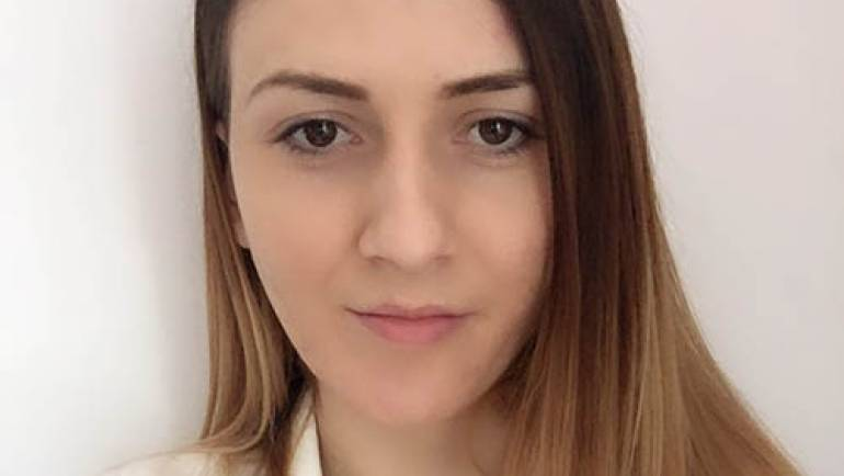 Ing. Adina Gurzau, MS, PhDc
