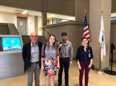 2018 Exchange visits in Cincinnati USEPA