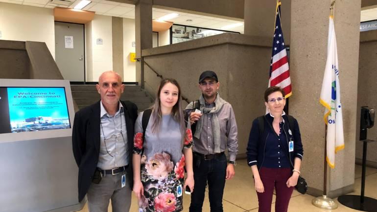 2018 Exchange visits in Cincinnati USEPA